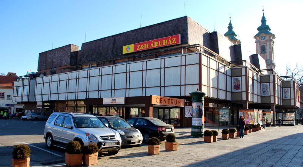 Centrum áruház