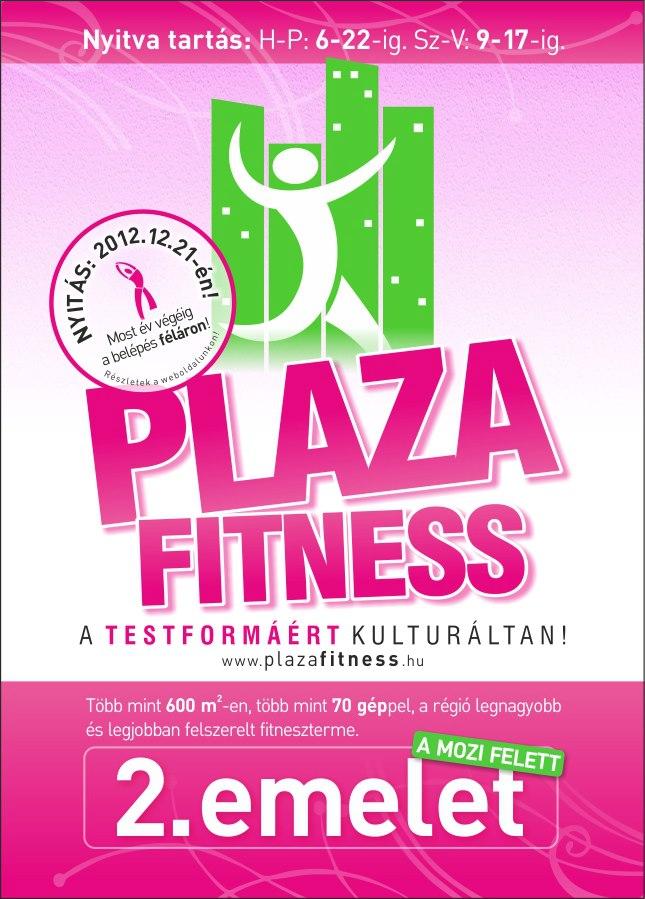 Plaza Fitness