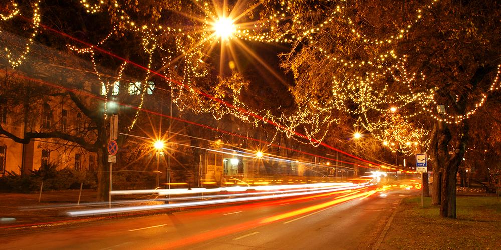 Kossuth Lajos utca 2012. karácsony (2)