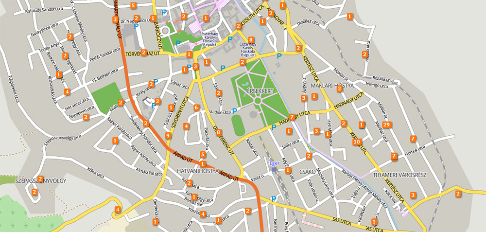 Eladó lakások az Ingatlan.com adatbázisából