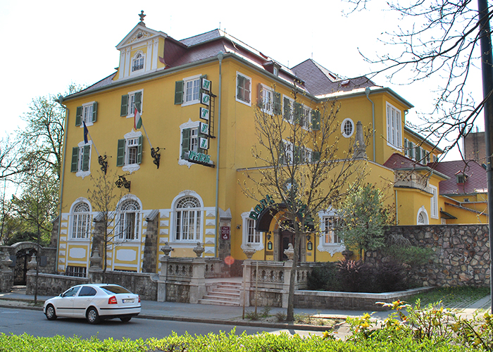 Hotel Eger Park ****