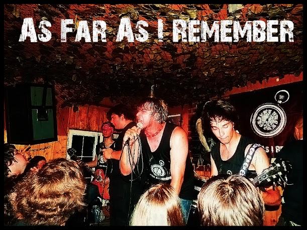 As Far As I Remember