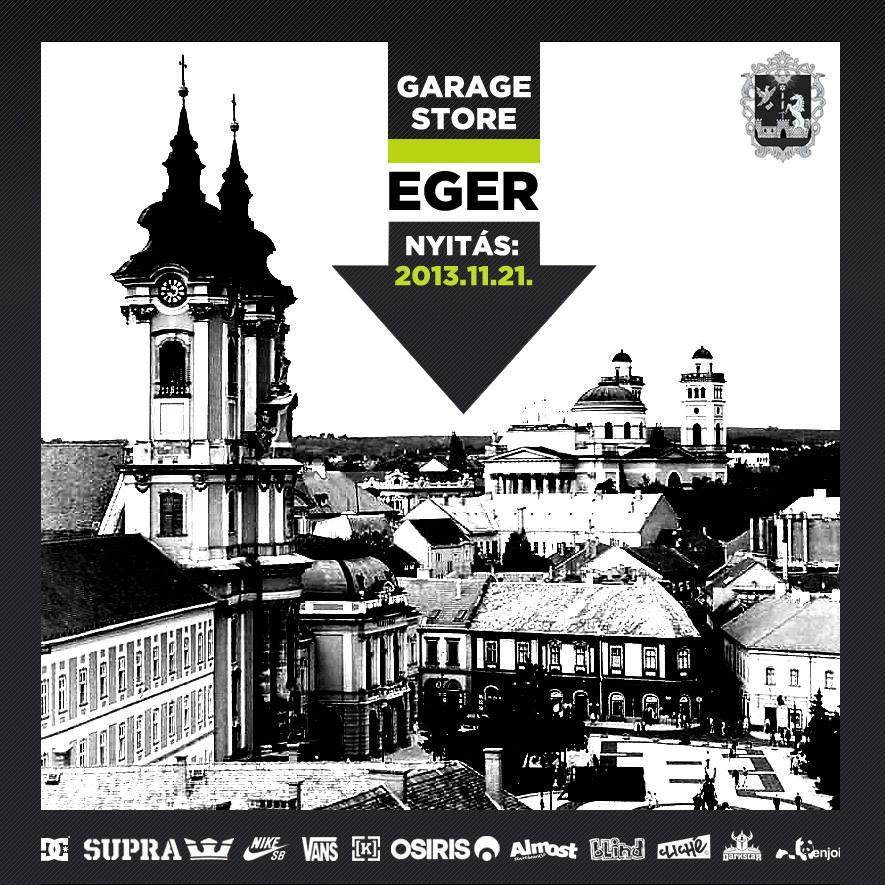GarageStoreEger
