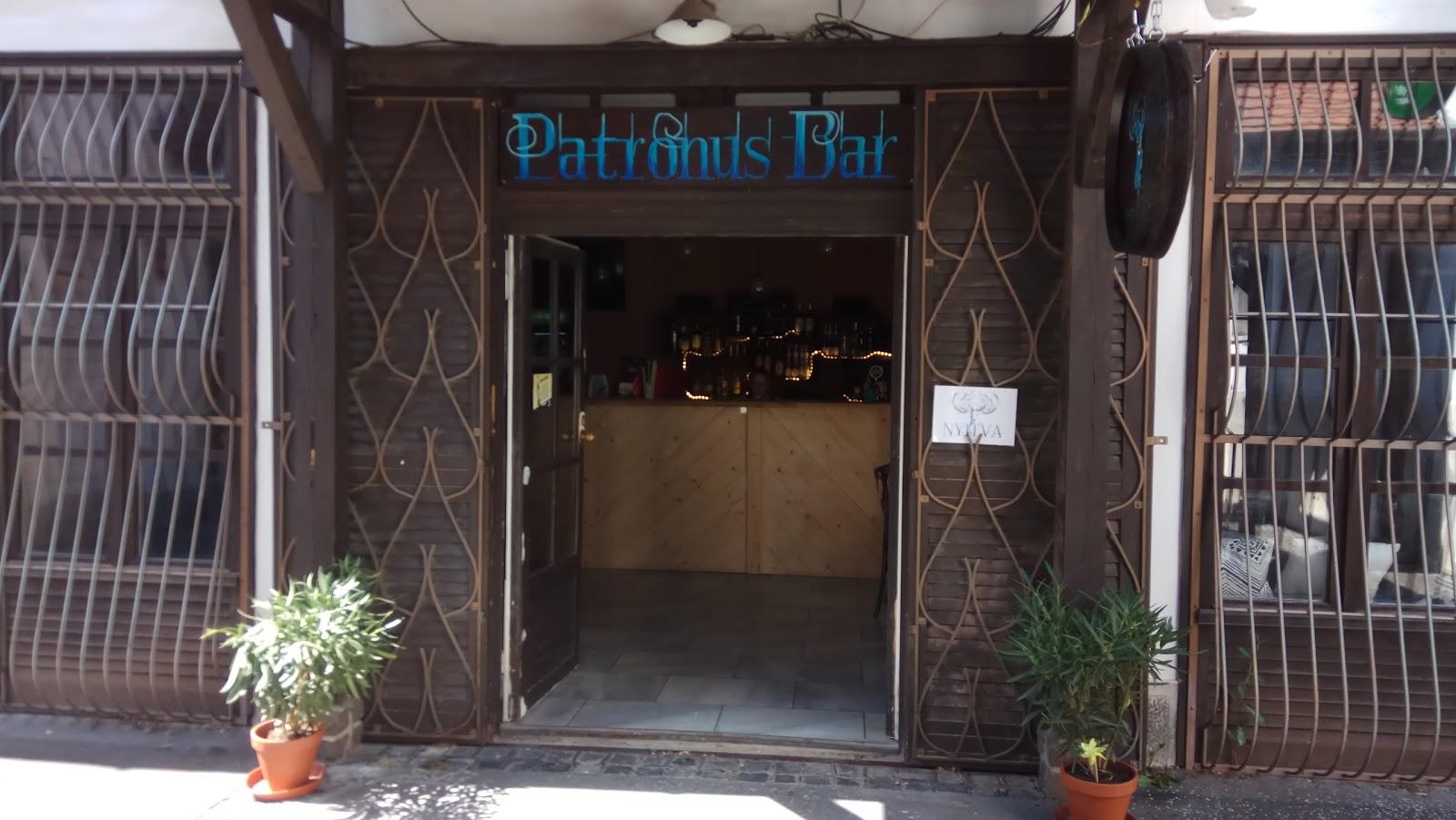 Patronus Bar