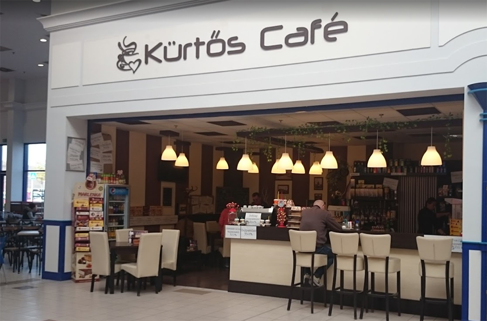 Kürtős Café